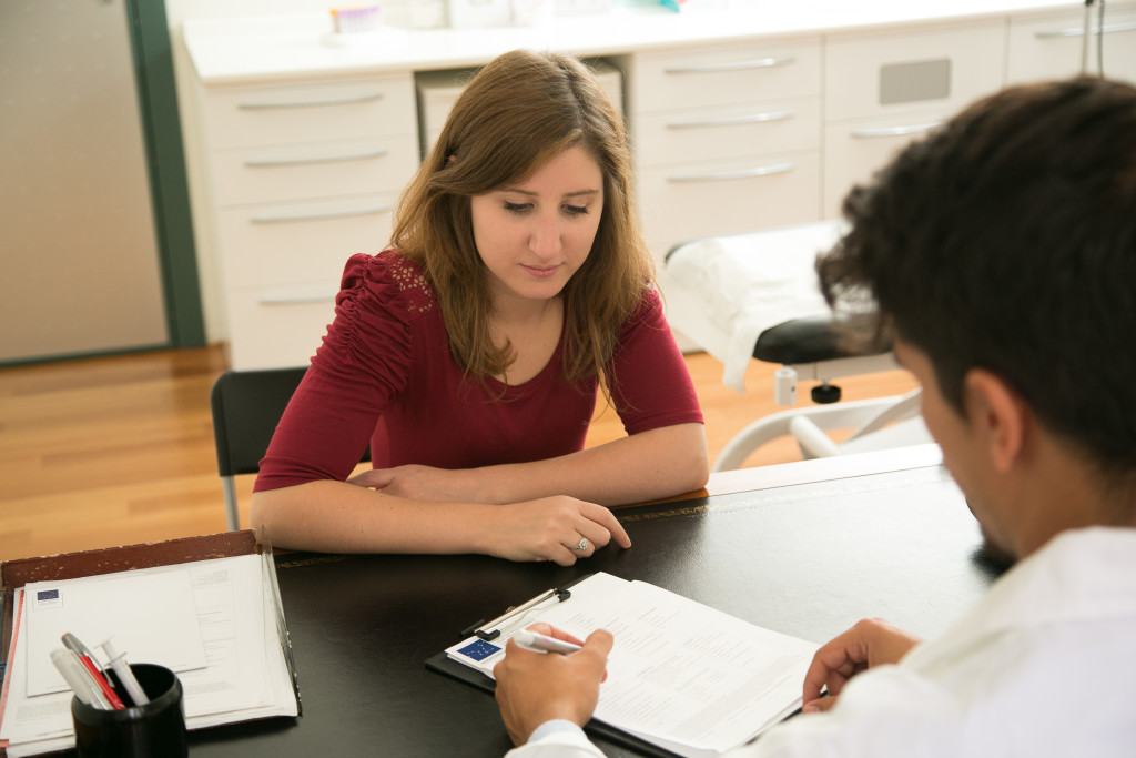 checkup ginecologico